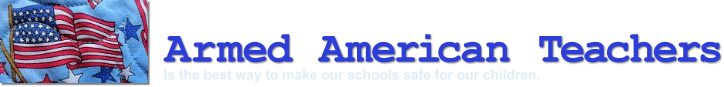 Armed American Teachers